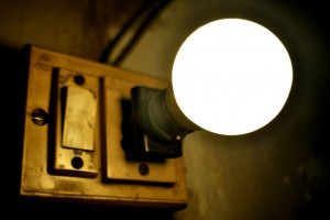 Old Fashion Lightswitch
