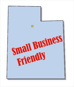 Utah is ranked one of the friendliest states for small business