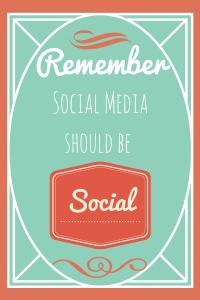 Social Media tip #3
