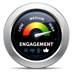User Engagement Gauge