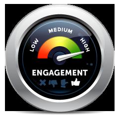 User Engagement Gauge