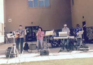 Bright Messy World performs at Family Fun Day