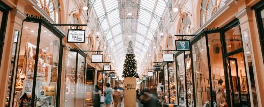 Five Small Business Holiday Marketing Strategies